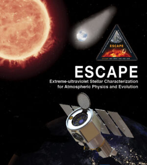 Návrh mise ESCAPE (The Extreme-ultraviolet Stellar Characterization for Atmospheric Physics and Evolution)