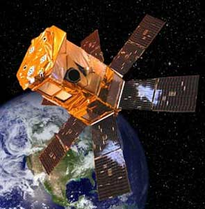 Družice SORCE (Solar Radiation and Climate Experiment)