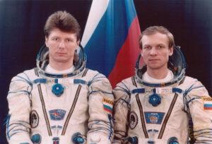 Posádka EO-26: Padalka a Avdějev