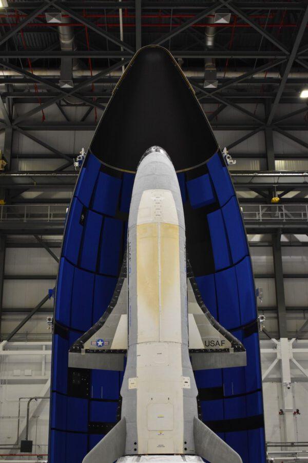 X-37B připraven na další misi
