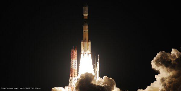 Start posledního exempláře rakety H-IIB