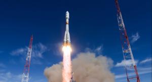 Sojuz 2-1b vynesl z Plesecku vojenskou družici