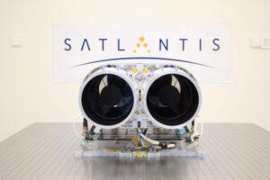 Zařízení iSIM ( integrated Standard Imager for Microsatellites)