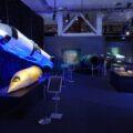 Cosmos Discovery Praha 2020, expozice Saturnu 5