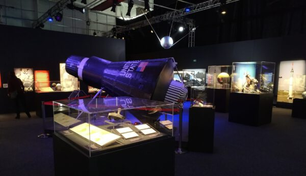 Výstava Cosmos Discovery v Praze 2020