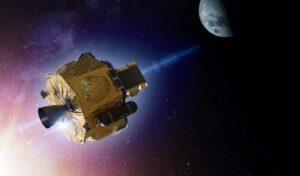 Umělecká představa družicové platformy Photon.