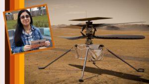 Ingenuity - první marsovský vrtulník