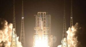 Úspěšný start rakety Dlouhý pochod 5 koncem roku 2019 otevřel cestu i k nové měsíční misi