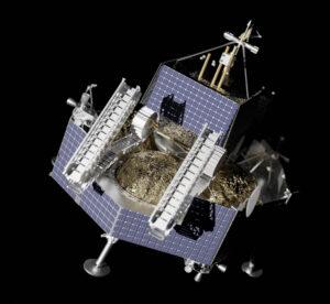 VIPER na landeru Griffin