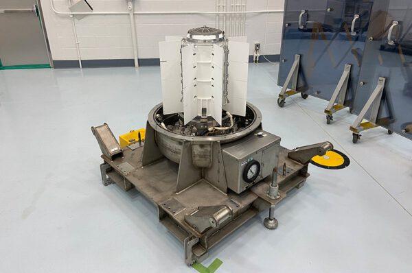 Radioizotopový generátor určený pro Perseverance