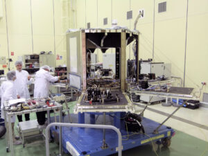 Stavba družice SEOSAT-Ingenio