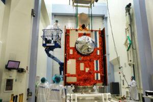 Příprava Sentinelu 6A
