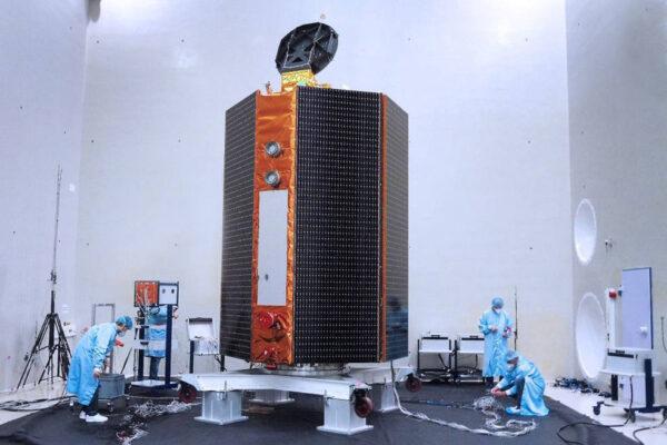 Sentinel 6A během testů