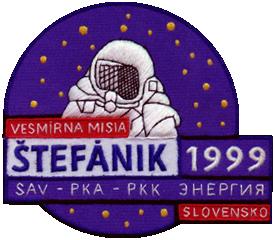 Emblém mise Štefánik