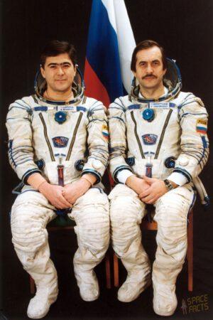 Posádka Šaripov/Vinogradov nakonec nemusela být využita...