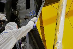 Prioritou je perfektní otestování všech komponent dalekohledu