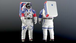 Projdou se lidé po Měsíci v tomto skafandru?