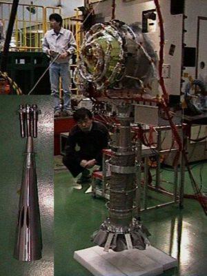 Hayabusa 2 - odběrný systém
