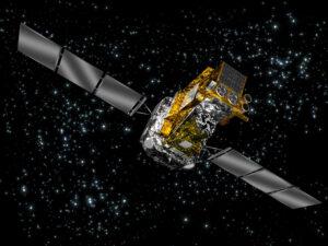 Evropský teleskop Integral.