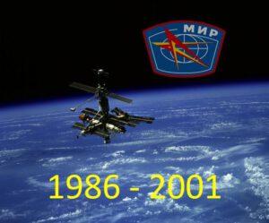 Fantastický stroj, legenda, místo velkých úspěchů i nebezpečných okamžiků - orbitální stanice Mir