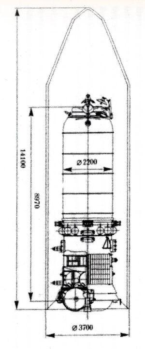 Progress M2 měl představovat zásadní modernizaci sovětské nákladní lodi