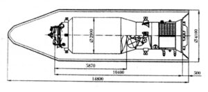 Progress M3 měla vynášet raketa Jamal, modernizovaná R-7