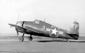 Grumman F6F Hellcat - první letoun, na který si Jerry mohl sáhnout, byť pouze na zemi...