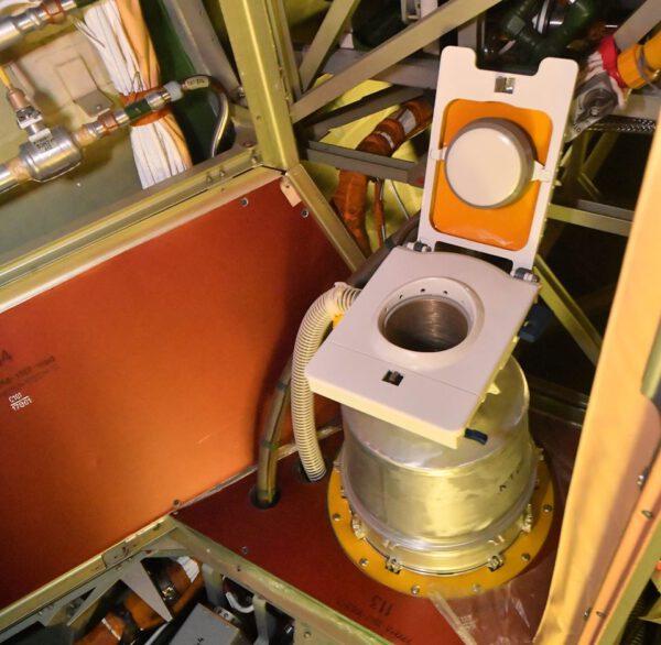 S Naukou získá ISS i nový záchod