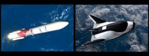 Druhá mise rakety Vulcan vynese malý raketoplán Dream Chaser