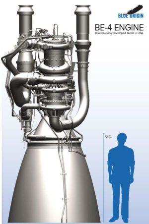 Motor BE-4