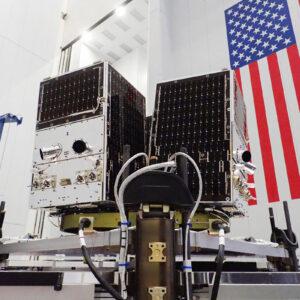 Družice SkySat s pořadovými čísly 19, 20 a 21.