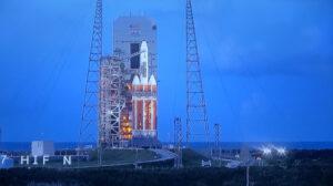 Delta IV Heavy čeká na misi NROL-44