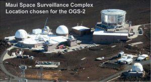 Stanice OGS-2 vznikla na již existujícím komplexu.