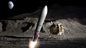 Vulcan při své premiérové misi vynese lunární lander