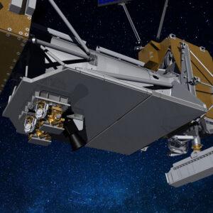 LCRD na družici STPSat-6.