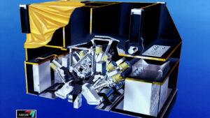Přístroj MISR (Multi-angle Imaging SpectroRadiometer)