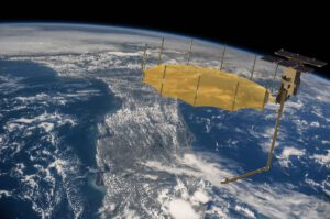Vizualizace družice Sequoia