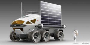 Vize roveru Lunar Cruiser…