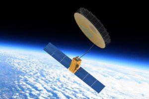 Rozkládací antény řeší problém s tím jak dostat velkou anténu do aerodynamického krytu rakety.