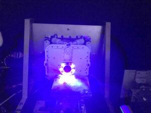 Přístroj PIXL bude pracovat ve tmě.