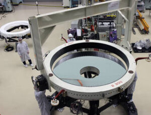 Primární zrcadlo teleskopu Roman