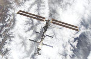 Podoba stanice ISS na konci Expedice 1