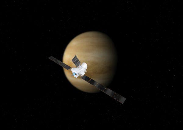 BepiColombo u Venuše