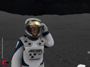 Fáze návrhu skafandru samotného je sice ještě daleko, ale firma Comex již oslovila studenty designu, aby navrhli podobu nového kosmického obleku.