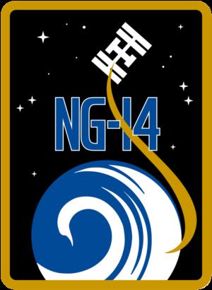 Logo mise Cygnus NG-14