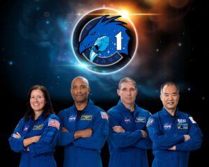 Posádka mise Crew 1