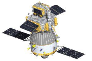 Vizualizace sondy Chang'e 5