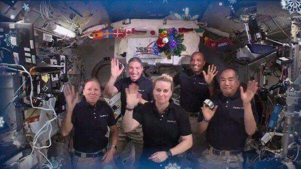 Vánoce na ISS