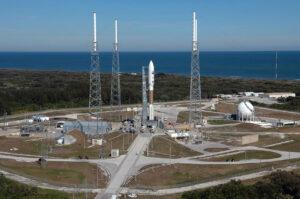 Startovní komplex 41 využívají rakety Atlas V a mají odsud startovat i nové rakety Vulcan.