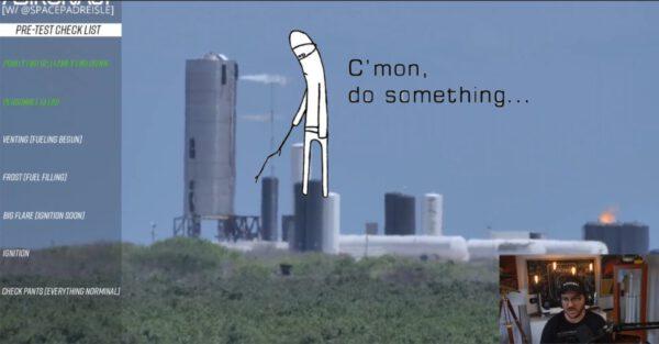 Ano, kosmonautika je často plná odkladů a někdy je to čekání ubíjející.
